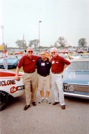 [Charlie Gray, John Powers and Bill Holbrook]