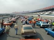 [2004 Aero Warrior Reunion attendees at Talladega Superspeedway]