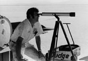 [Buddy Parrott Watches The Car]