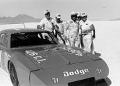 [The Crew Congratulates Bobby Isaac On A Record Setting Run]